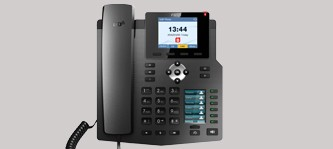 Обзор IP телефона Fanvil X4