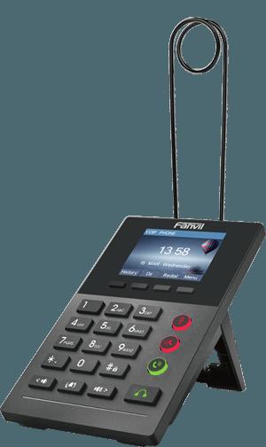 Новый телефон Fanvil X2